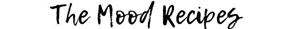 The Mood Recipes Logo