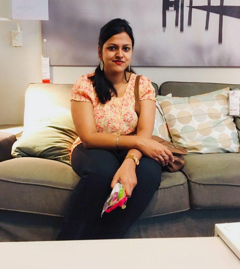 Suvarty (Nivriti) Banerjee