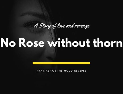 No rose without thorn!